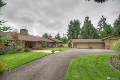 Tumwater Single Family Home For Sale: 2099 Blackstone Ct