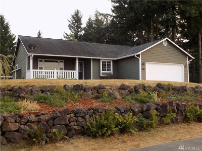 Napavine Single Family Home For Sale: 223 Mitchell Lane