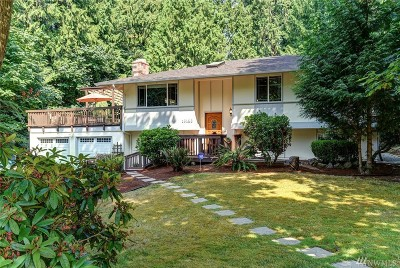 Woodinville Single Family Home For Sale: 18130 NE 175th Place