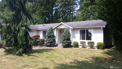 Montesano Single Family Home For Sale: 530 W Simpson Ave