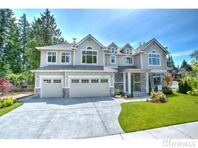 Sammamish Single Family Home For Sale: 23611 NE 17th Ct