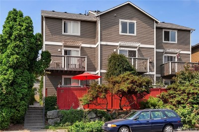 Seattle Single Family Home For Sale: 6527 35 Ave NE #C