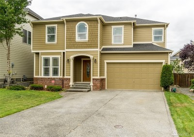 Puyallup Single Family Home For Sale: 11125 185th St E