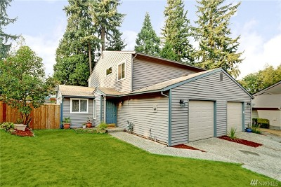 Kirkland Single Family Home For Sale: 13314 NE 137th Place