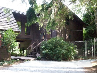 Snohomish Single Family Home For Sale: 1511 Russell Rd