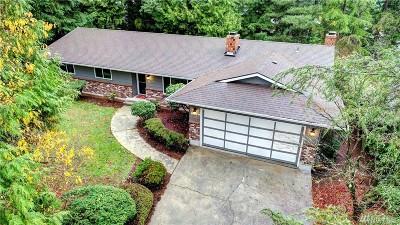 Everett Single Family Home For Sale: 3127 110 St SE