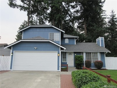 Spanaway Single Family Home For Sale: 17302 12th Ave E
