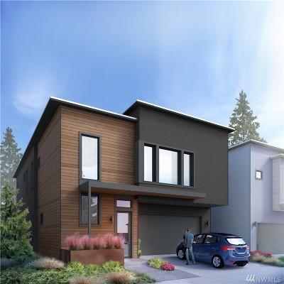 Kirkland Single Family Home For Sale: 12311 94th Ave NE