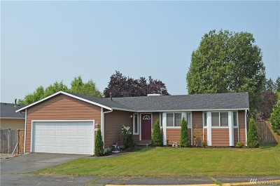 Stanwood Single Family Home For Sale: 27240 Manor Place NW