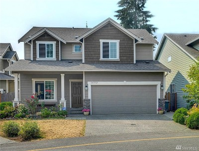 Lynnwood Single Family Home For Sale: 14332 11th Place W #9