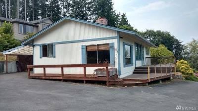 Gig Harbor Single Family Home For Sale: 3622 Butler Dr