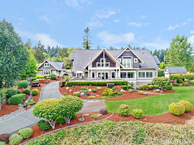 Gig Harbor Single Family Home For Sale: 4709 17th St Ct NW