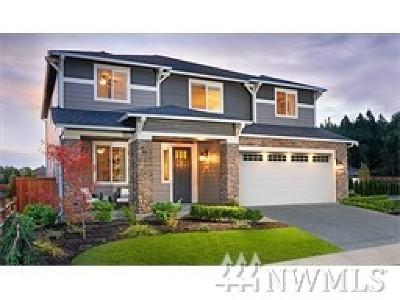 Covington Single Family Home For Sale: 20525 SE 258th Place