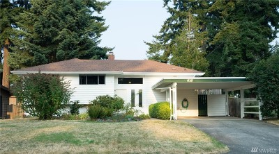 Bellevue Single Family Home For Sale: 616 165th Ave NE