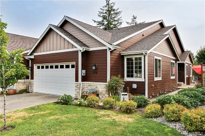 Tumwater Single Family Home For Sale: 3708 Simmons Heights Lane SW