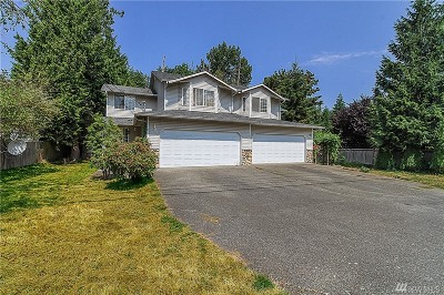 Lynnwood WA Multi Family Home For Sale: $650,000