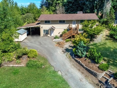 Lake Tapps WA Single Family Home For Sale: $385,000