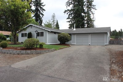 Puyallup Single Family Home For Sale: 12515 108th Av Ct E