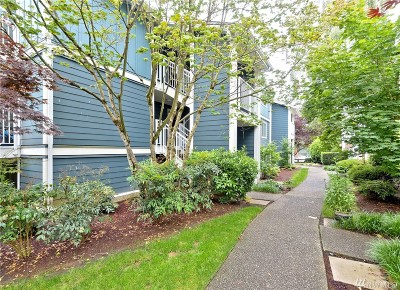 Seattle Condo/Townhouse For Sale: 300 N 130th St #9301