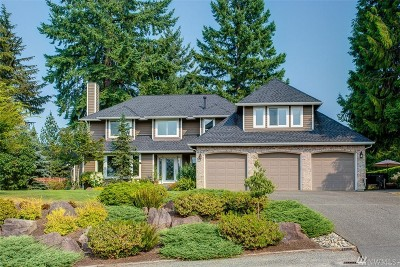 Issaquah Single Family Home For Sale: 3300 Timberview Ct SW