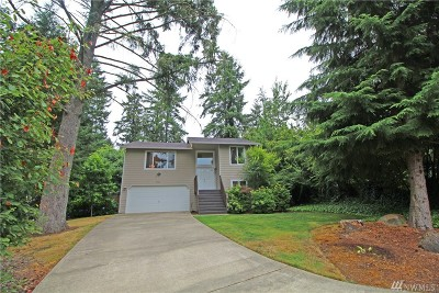 Gig Harbor Single Family Home For Sale: 9005 146th St NW