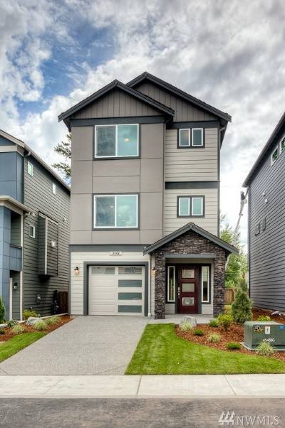 Everett Single Family Home For Sale: 2016 130th Place SW #28