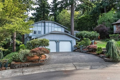 Bellevue Single Family Home For Sale: 4723 142nd Place SE