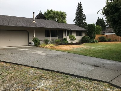 Marysville Single Family Home For Sale: 2105 143rd Place NE
