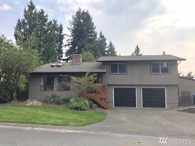 Puyallup Single Family Home For Sale: 6014 85th St E