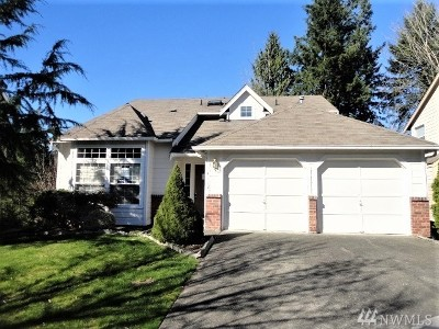 Renton Single Family Home For Sale: 14112 SE 154th Place
