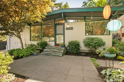 Seattle Single Family Home For Sale: 9746 46th Ave NE