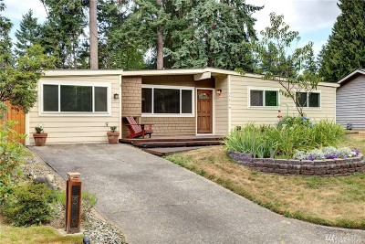 Bellevue Single Family Home For Sale: 1319 165th Ave NE
