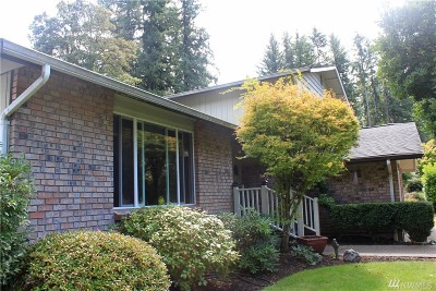 Tumwater Single Family Home For Sale: 6804 Goldcreek Dr SW