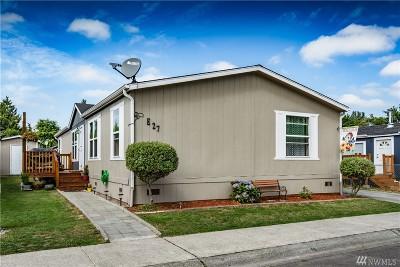Auburn Mobile Home For Sale: 31600 126th Ave SE #E27