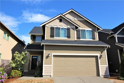 Tumwater Single Family Home For Sale: 1438 77th Trail SE