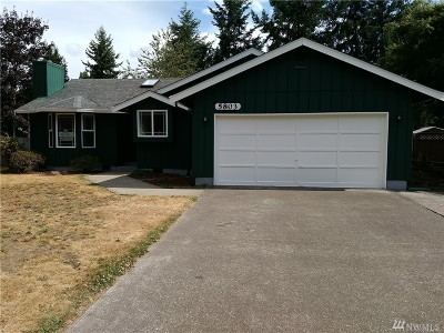 Lacey Single Family Home For Sale: 5803 18th Ave SE