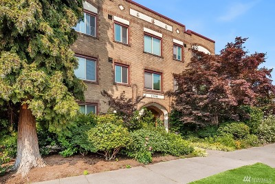 Seattle Condo/Townhouse For Sale: 2203 Yale Ave E #B-1