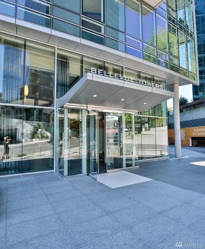 Bellevue Condo/Townhouse For Sale: 10700 NE 4th St #714