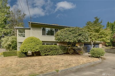 Shoreline Single Family Home For Sale: 20319 15th Ave NW
