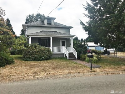McCleary Single Family Home For Sale: 203 E Mommsen St