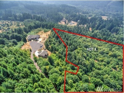 Residential Lots & Land For Sale: 5143 Gold Ridge Lane SW #LOT 1
