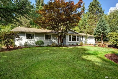 Sammamish Single Family Home For Sale: 3211 239th Ave SE