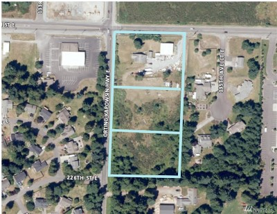 Graham Residential Lots & Land For Sale: 22403 Orting Kapowsin Hwy E
