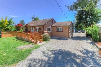 Everett Single Family Home For Sale: 26 107th St SE
