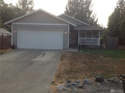 Spanaway Single Family Home For Sale: 25506 36th Ave E
