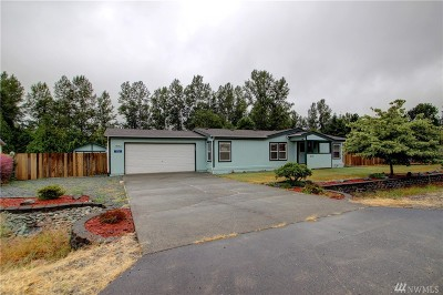 Sedro Woolley Single Family Home For Sale: 5116 Aerie Lane