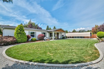 Sedro Woolley Single Family Home For Sale: 512 Cascade Vista Dr