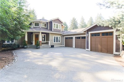 Gig Harbor Single Family Home For Sale: 2915 136th St NW