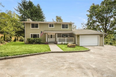 Issaquah Single Family Home For Sale: 19645 SE 127th St