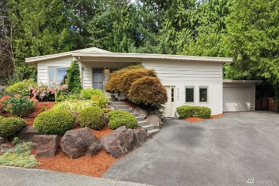 Redmond Single Family Home For Sale: 5623 160th Ave NE